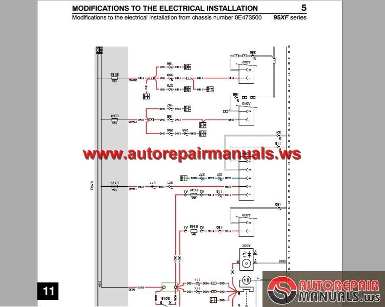 DAF_95_XF_Electrical_Wiring_Diagram4 daf wiring diagram daf xf 95 wiring diagram at alyssarenee.co