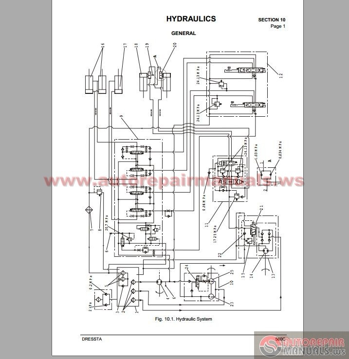 Keygen Autorepairmanuals.ws: Komatsu Wheel Loaders All Shop Manual