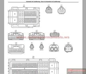 Toyota RAV4 2011 Electrical Wiring Diagrams EWD | Auto Repair Manual Forum  Heavy Equipment