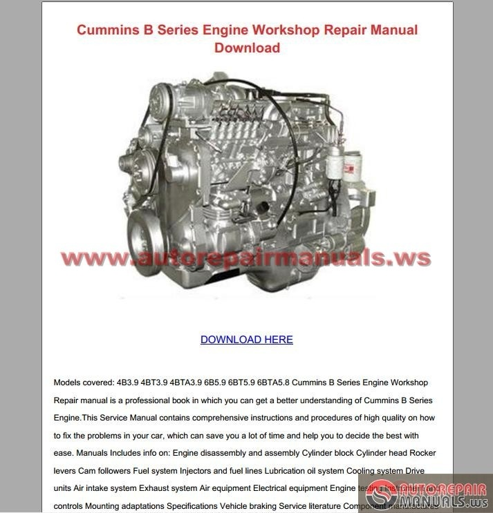 5 9 cummins parts diagram how to make a in word service manuals - catalog | auto repair manual forum heavy equipment forums ...