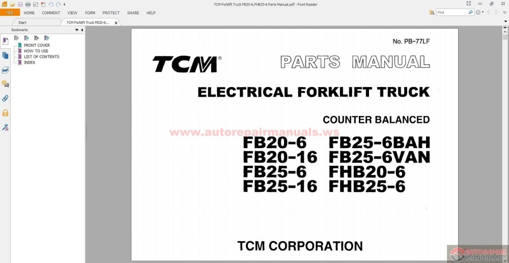 medium resolution of mitsubishi forklift fuse box location wiring library rh 46 codingcommunity de nissan forklift wiring diagram tcm tcm fd70 wiring diagram