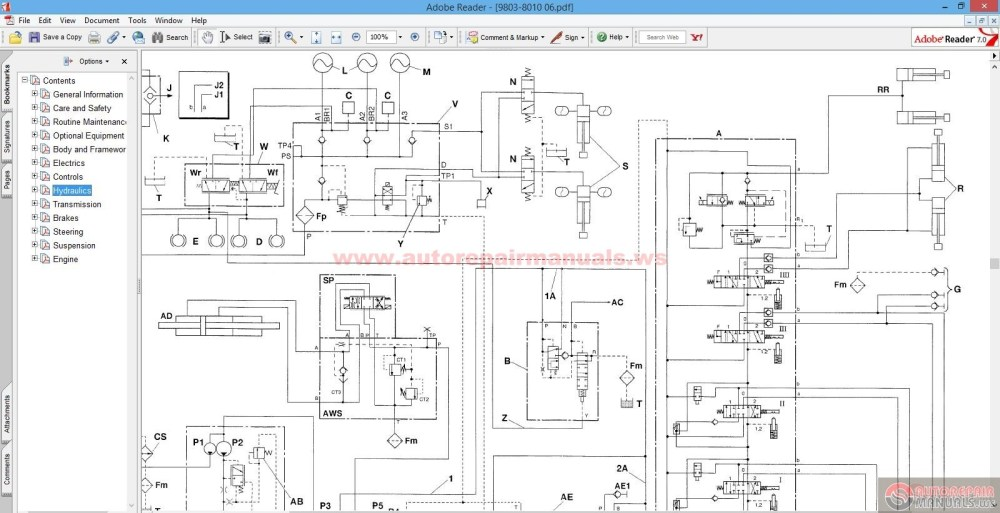 medium resolution of jcb 3dx electrical wiring diagram photos