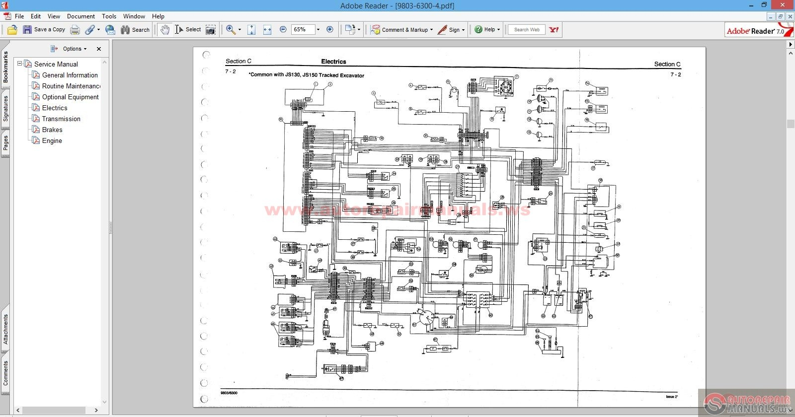 JCB_Compact_Serv_Manuals_Kg_S3A_Issue507 jcb wiring diagram efcaviation com jcb wiring diagram at alyssarenee.co