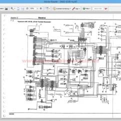 Jcb Alternator Wiring Diagram General Motors Trailer 18 Images
