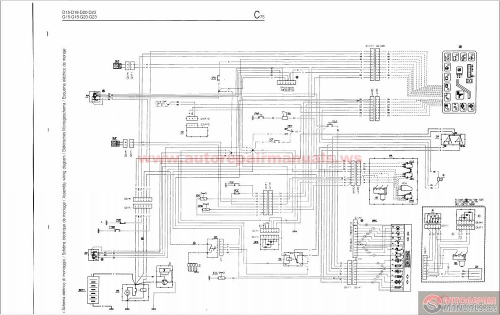 medium resolution of hyster forklift schematic hyster free engine image for clark forklift wiring schematic mitsubishi forklift wiring schematic