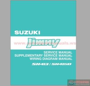 Suzuki Jimny SN413,SN415D 19962007 TIS | Auto Repair