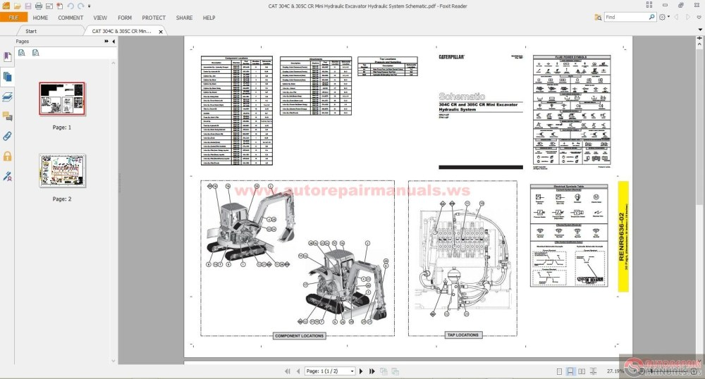 medium resolution of  cat 305 cr parts manuals 28 images cat caterpillar 305cr caterpillar wiring schematics at cita
