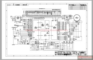 Keygen Autorepairmanualsws: Cummins Power Generation PCC3100 Control System Schematic
