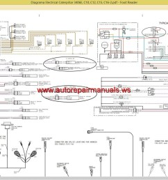 diagrama electrical caterpillar 3406e c10 c12 c15 c16 22 cat c6 ecm pin wiring diagram readingrat net caterpillar c12 wiring diagram at cita [ 1600 x 860 Pixel ]