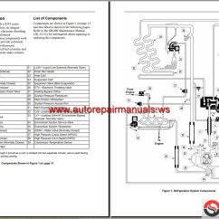 Thermo King V520 Wiring Diagram Sound Of Thunder Plot Models Service Manual Auto Repair