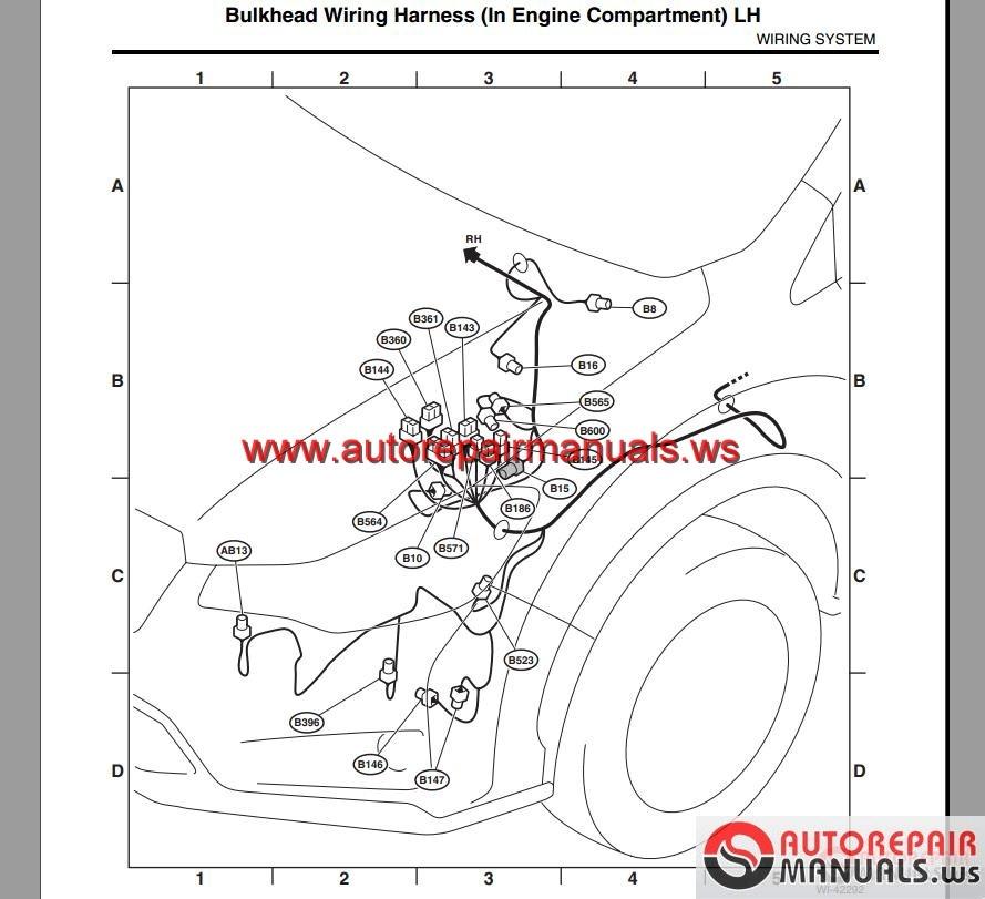 subaru xv workshop wiring diagram