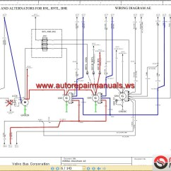 Volvo Wiring Diagram 2008 Hyundai Santa Fe Diagrams Auto Parts Catalog