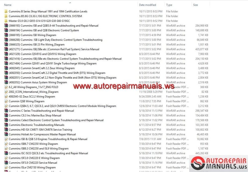 medium resolution of cummins wiring diagram full dvd auto repair manual forum