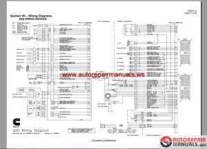 Cummins Wiring Diagram Full DVD | Auto Repair Manual Forum