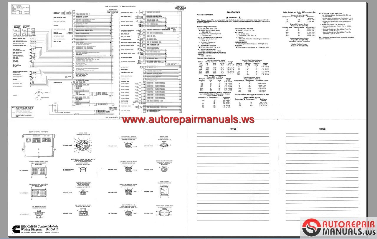 Keygen Autorepairmanuals.ws: Cummins Wiring Diagram Full DVD