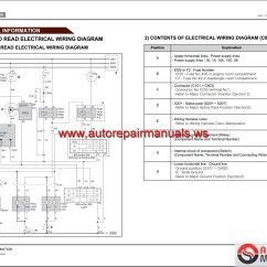 How To Electrical Wiring Diagrams 1989 Honda Crx Stereo Diagram Ssangyong Actyon Sports Q146 2010 01 Service Manuals And