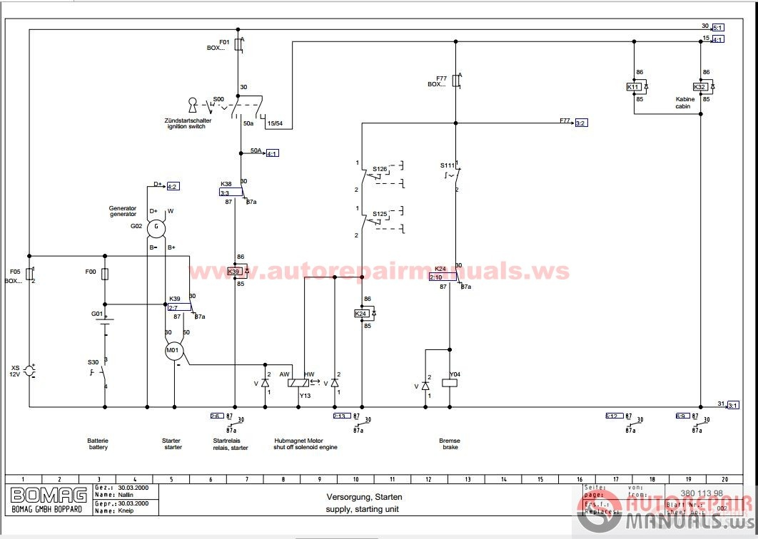 hight resolution of bomag wiring diagram wiring diagramwiring bomag diagram bw211pd 3 wiring diagrambomag bmp 851 wiring diagram wiring