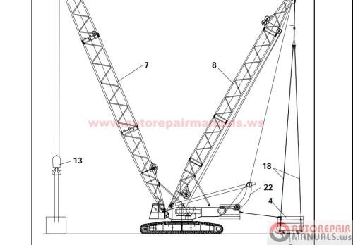 small resolution of terex crane shop manual parts manual operation and maintenance img terex crane wiring diagrams
