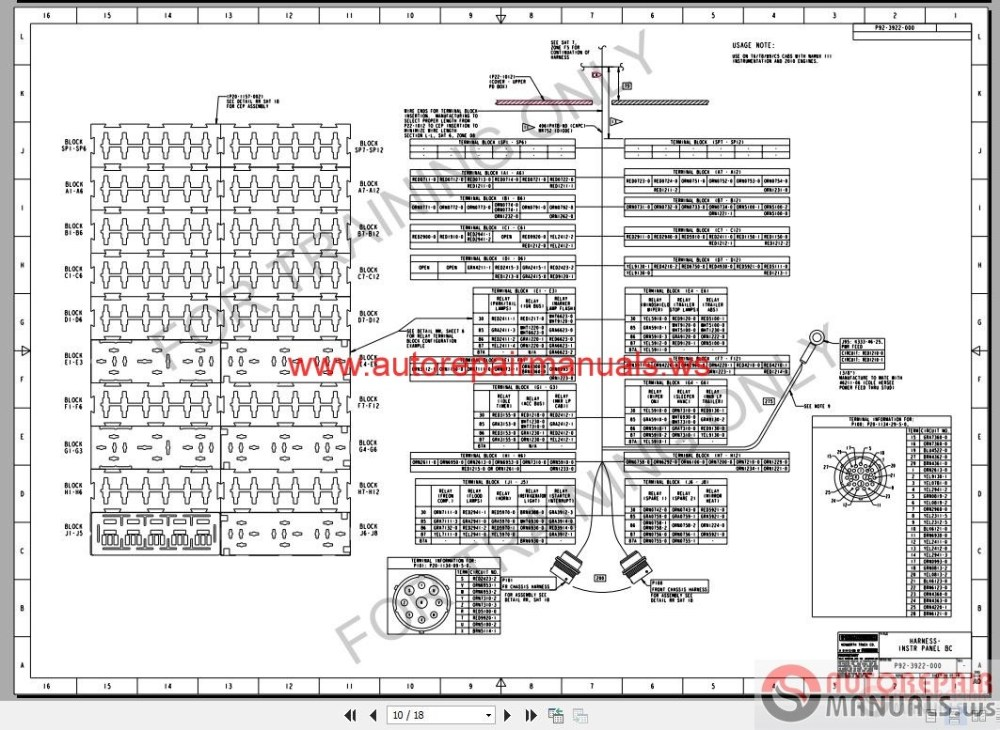 medium resolution of 2002 kenworth t800 fuse box diagram wiring diagram post 2011 kenworth fuse box