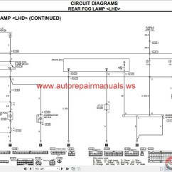 Lancer Audio Wiring Diagram Three Way Switch Mitsubishi Ix 2005 Diagrams Auto Repair
