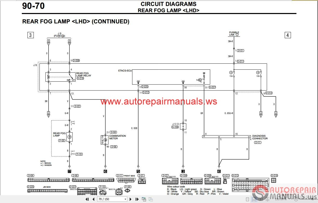 mitsubishi lancer audio wiring diagram 2003 honda civic si stereo ix 2005 diagrams auto repair