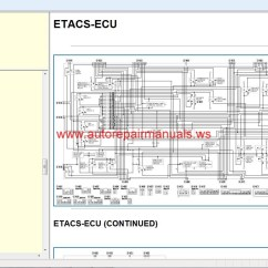 2003 Lancer Es Stereo Wiring Diagram Mitsubishi Eclipse Gts Radio Electrical Diagrams For 2002