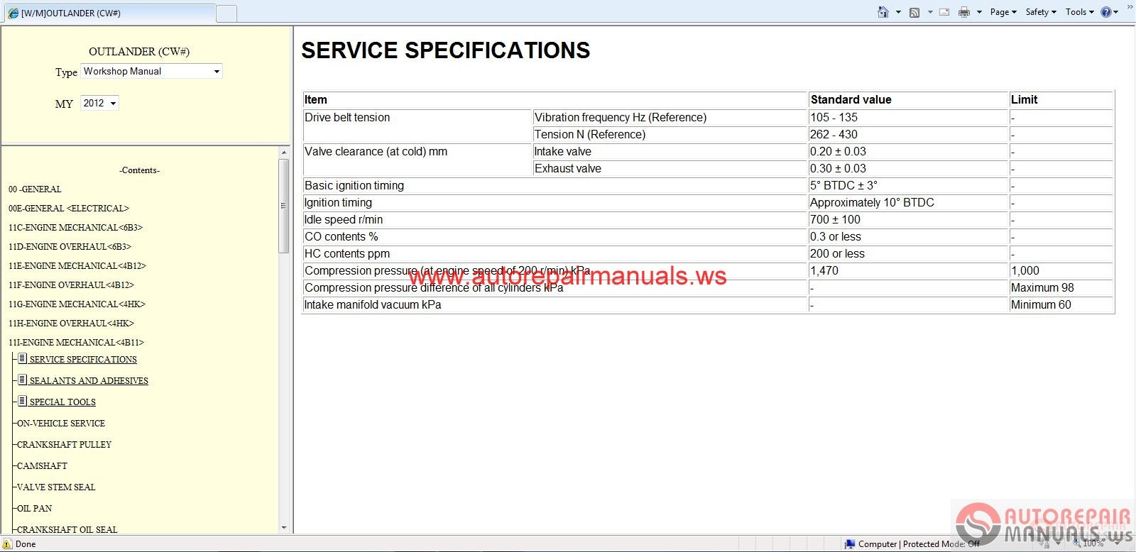 2000 2007 mitsubishi lancer workshop service repair manual