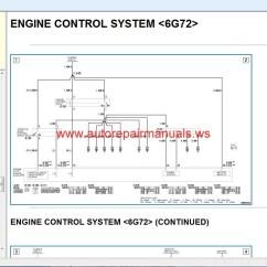 Mitsubishi Pajero Wiring Diagram Peg Perego John Deere Tractor 4d56 Engine Factory Workshop And Repair Manual