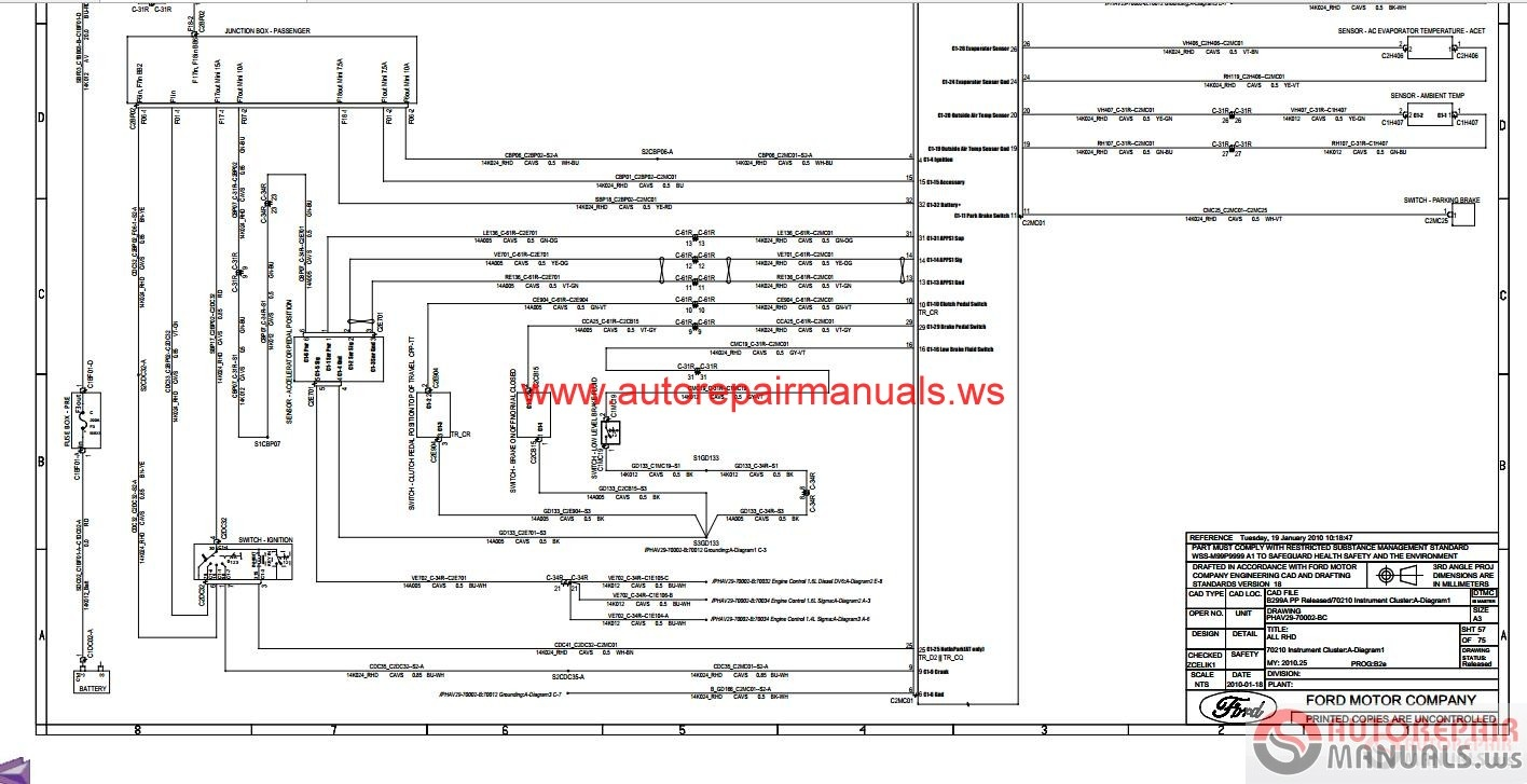4E7657 Player Wiring Diagram Ford Fiesta | Wiring LibraryWiring Library