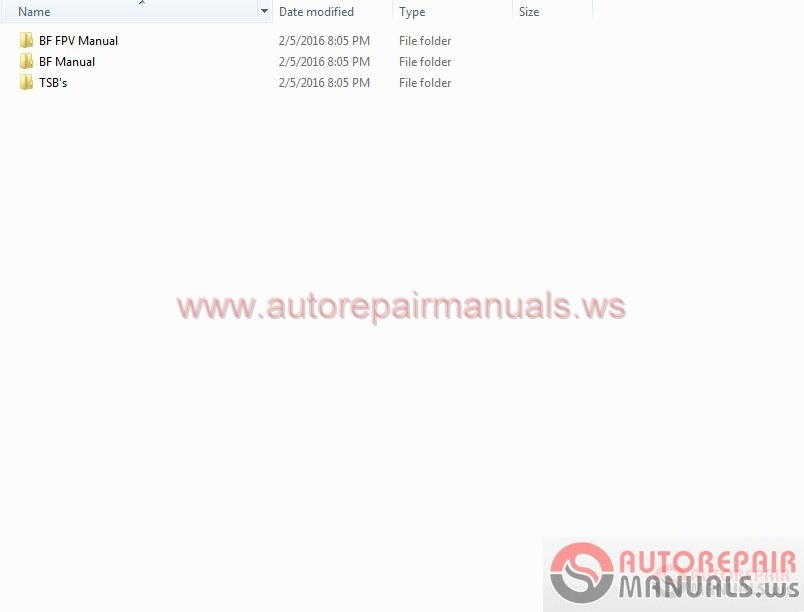 ford falcon bf workshop wiring diagram
