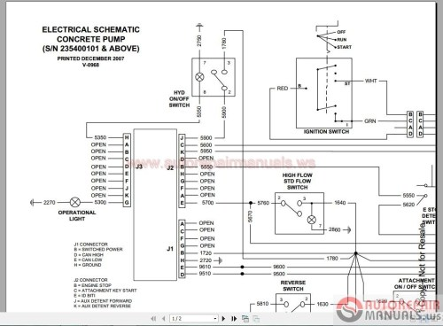 small resolution of bobcat 463 repair manual bobcat ct235 parts diagram bobcat ct235 and 7tl loader parts diagrams