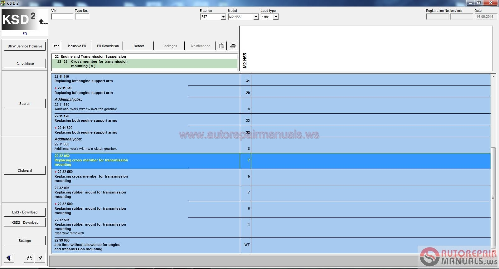 Bmw Wds Wiring Diagram System V12 3 Auto Electrical Engine Ksd2 09 2016 Service Information