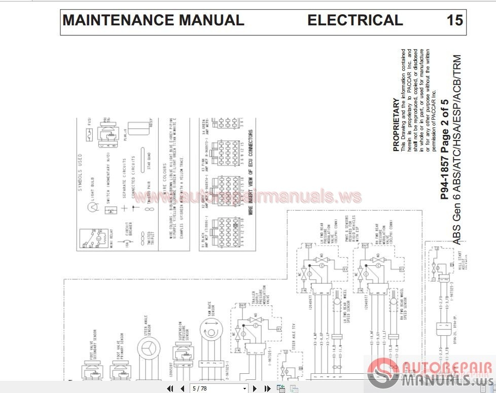 81 Kenworth Wiring Schematic, 81, Free Engine Image For