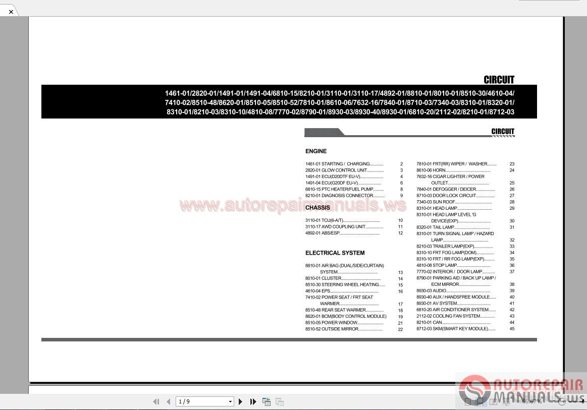 hight resolution of daewoo cielo electrical wiring diagram free download