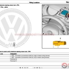 Volkswagen Touran Wiring Diagram Of Residential House 2016 Workshop Manuals Auto Repair