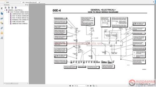 small resolution of mitsubishi grandis 2004 2010 workshop manual auto repair manual mitsubishi eclipse diagram mitsubishi grandis wiring diagram