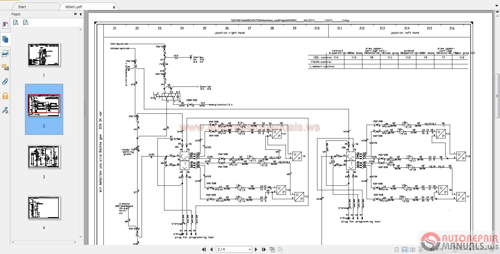raven 4400 wiring diagram
