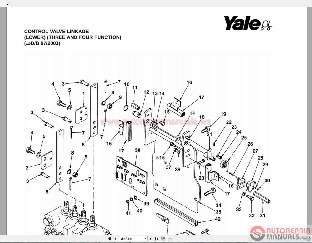 medium resolution of yale forklift fuse box diagram circuit diagram maker