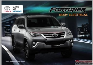 Toyota FORTUNER 2017 Service Training | Auto Repair Manual Forum  Heavy Equipment Forums
