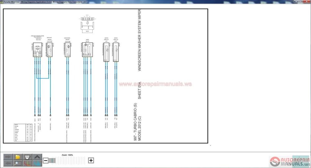 medium resolution of model year 2011 b model year 2012 c boxster 987 porsche porsche wiring diagram