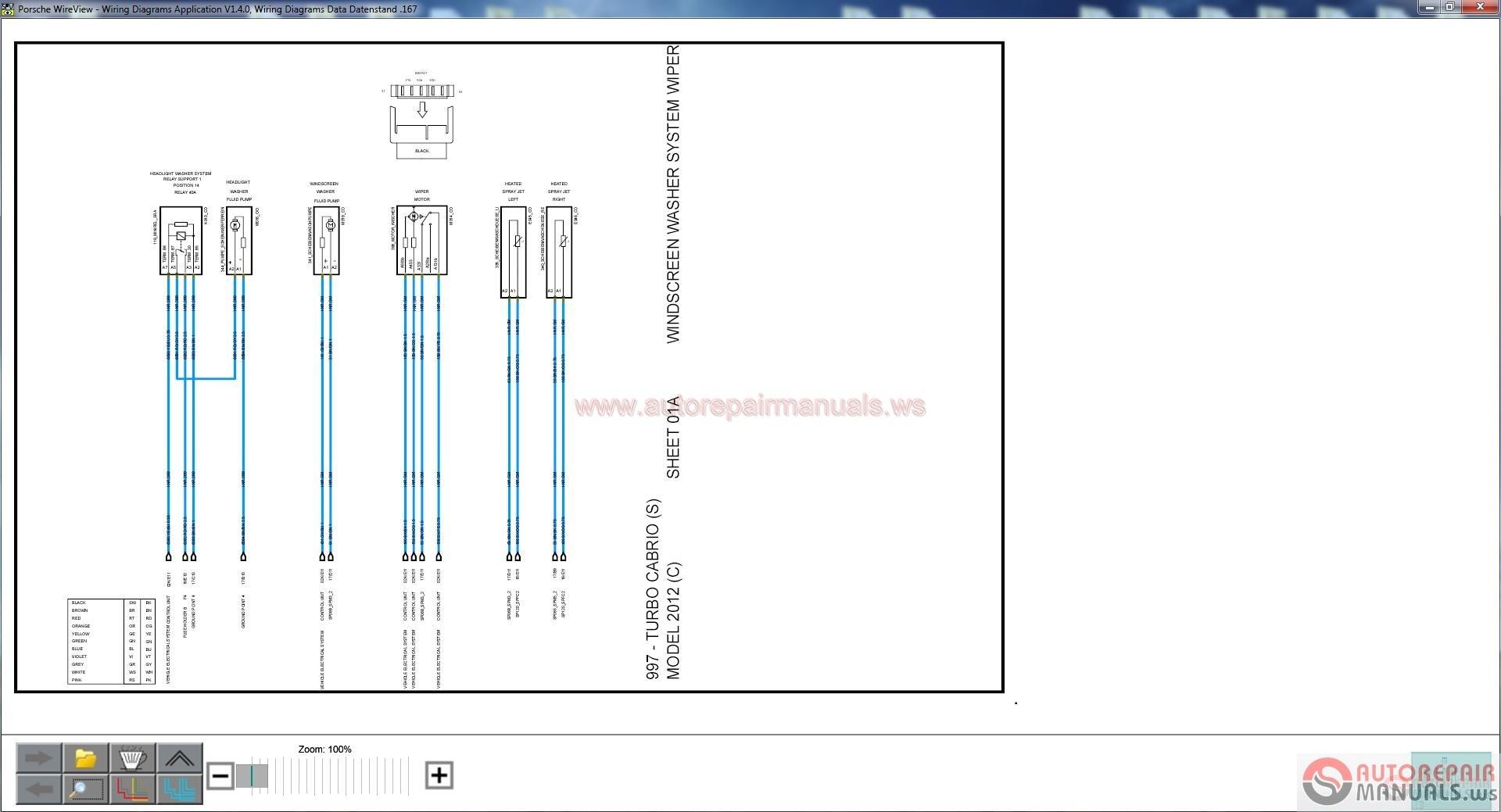 hight resolution of model year 2011 b model year 2012 c boxster 987 porsche porsche wiring diagram