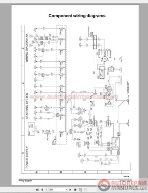 Volvo Truck FM4 Wiring Diagram | Auto Repair Manual Forum