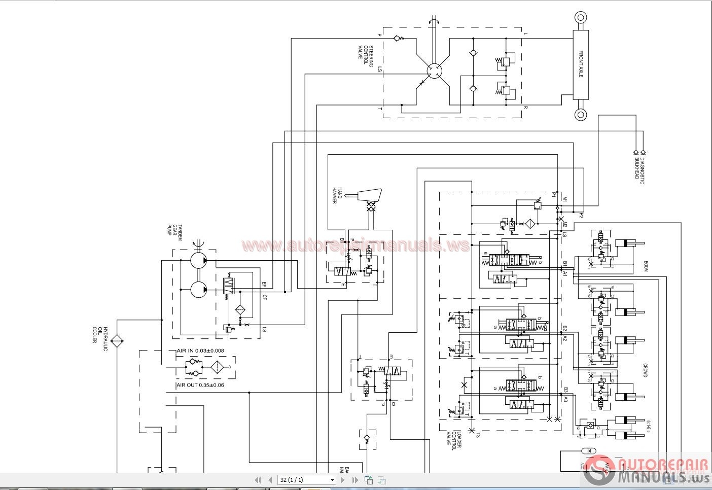 Case 621d Wiring Diagram