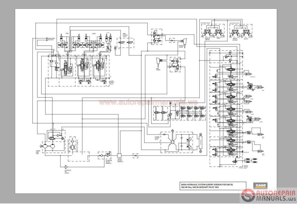 medium resolution of case 580 wiring diagram
