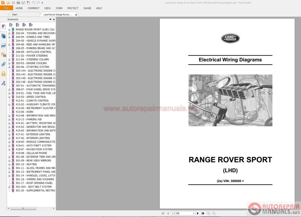medium resolution of land rover range rover sport 2014 l494 electrical wiring diagram land rover range rover sport 2014 l494 electrical wiring diagram range rover