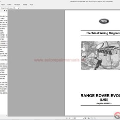 Land Rover Discovery 2 Wiring Diagram Motion Sensor Light Switch Range Evoque L538 2015 Electrical | Auto Repair Manual Forum - Heavy ...