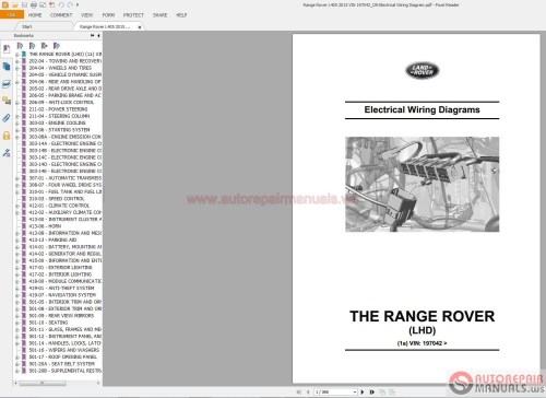 small resolution of range rover l405 2015 vin 197042 on electrical wiring diagram auto 2000 range rover hse wiring diagram range rover hse wiring diagram