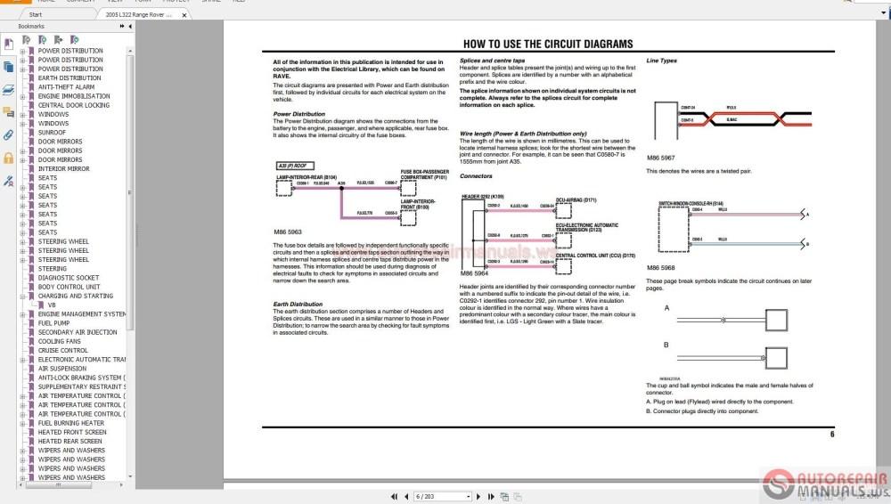 medium resolution of wiring diagram range rover l322 wiring diagram and satukis info range rover l322 electrical circuit diagrams