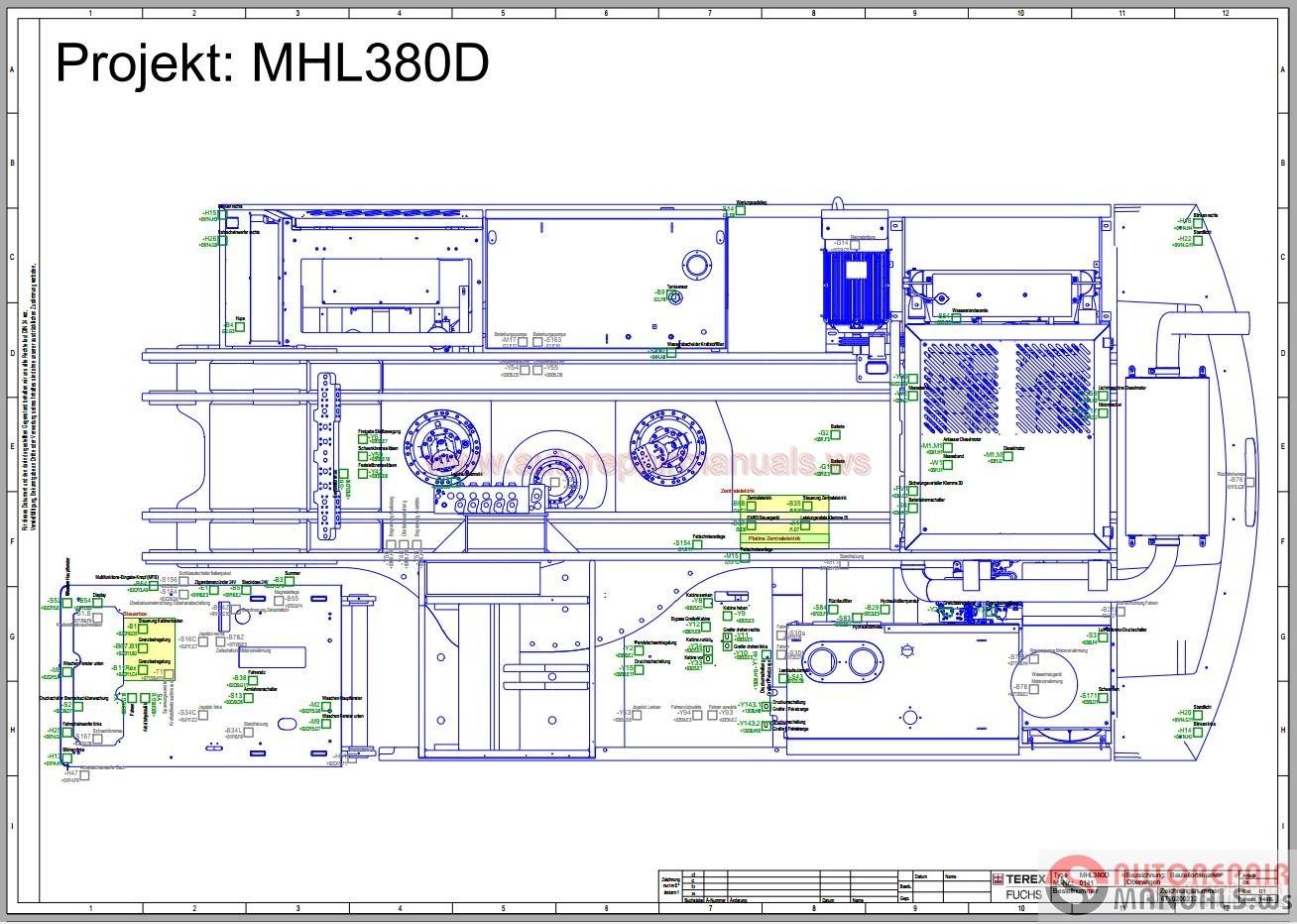 hight resolution of terex wiring diagrams wiring diagram for you terex loader wiring diagram terex wiring diagrams