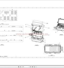 1981 international truck fuse box diagram [ 1451 x 954 Pixel ]